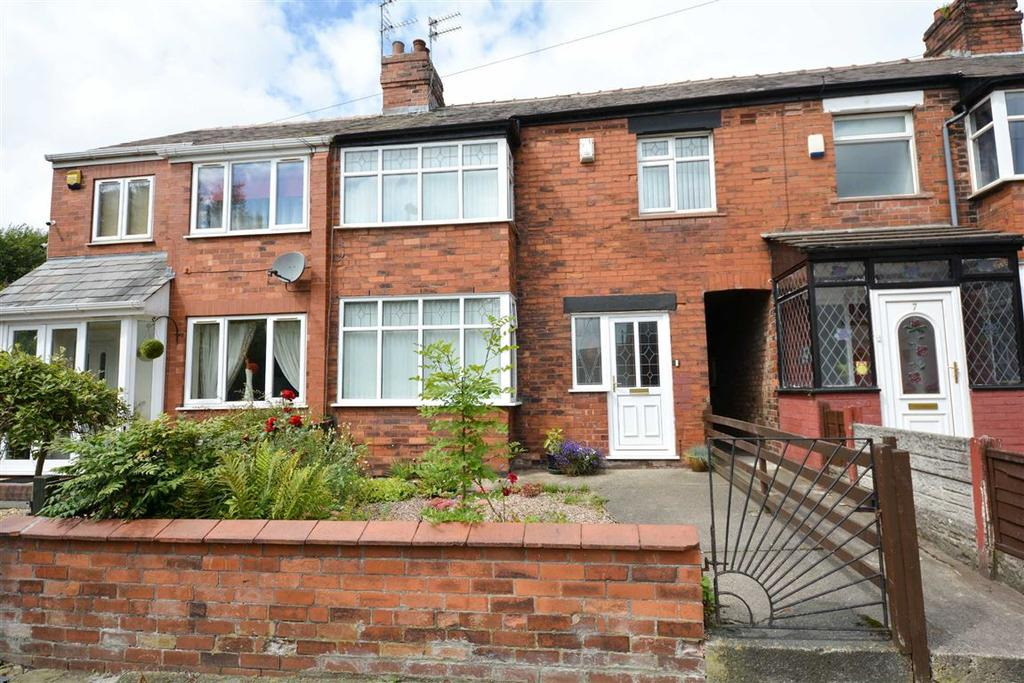 3 Bedrooms Terraced House for sale in Beresford Street, Springfield, Wigan, WN6