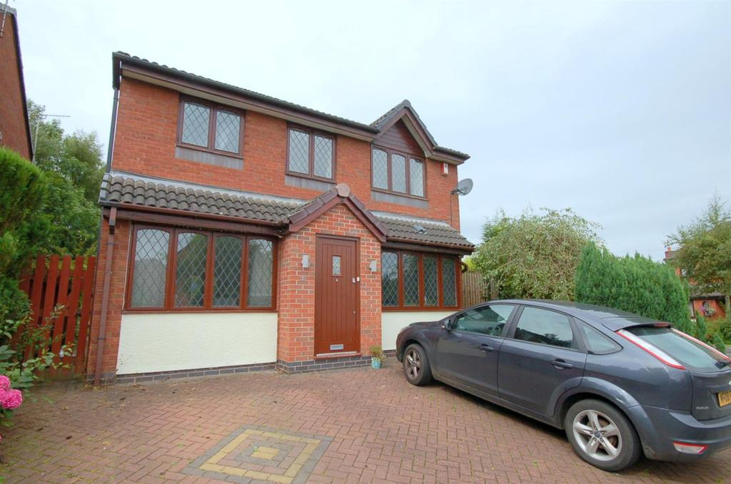 4 Bedrooms Detached House for sale in Edwards Way, Alsager