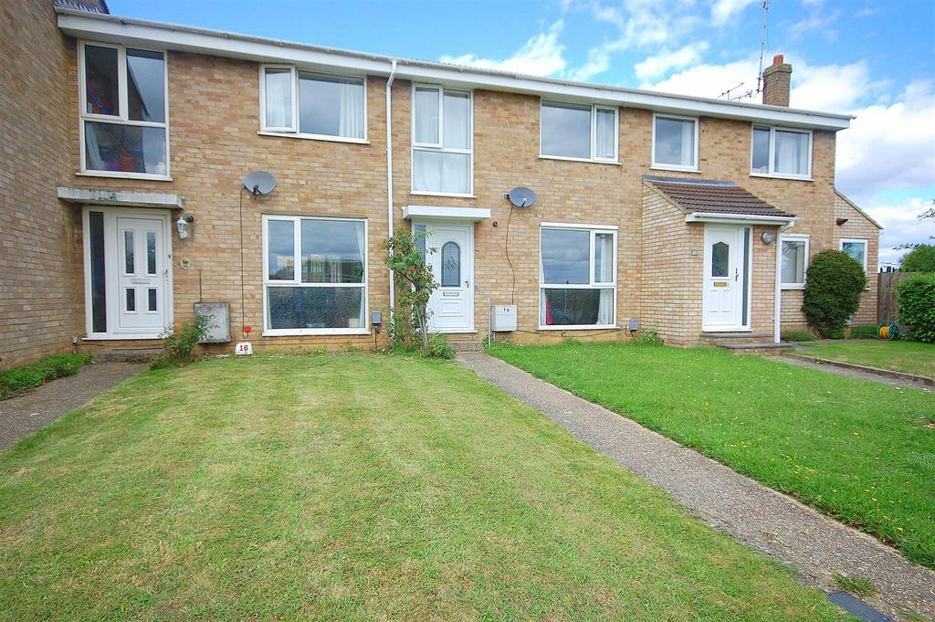 3 Bedrooms Terraced House for sale in Holdbrook, Hitchin