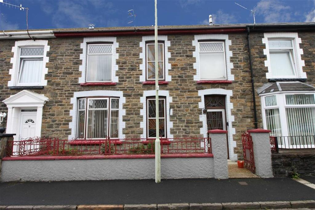4 Bedrooms Terraced House for sale in Glannant Street, Aberdare, Aberdare