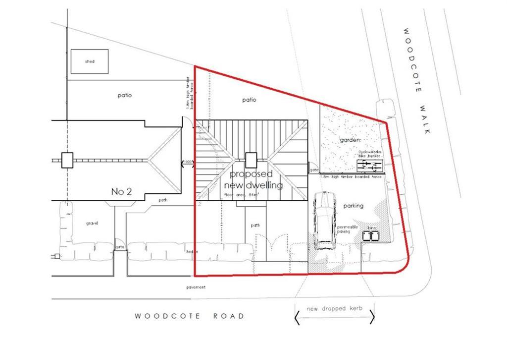 Land Commercial for sale in Woodcote Road, Fishponds, Bristol