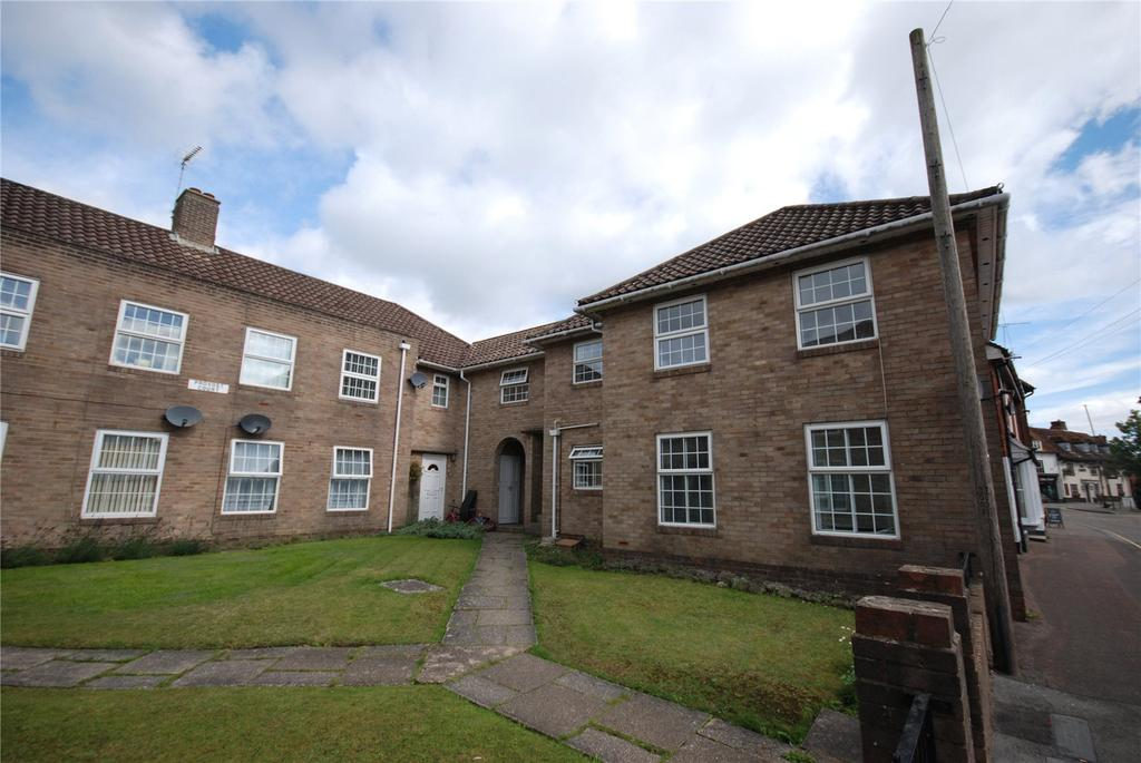 1 Bedroom Flat for sale in Provost Court, Provost Street, Fordingbridge, Hampshire, SP6