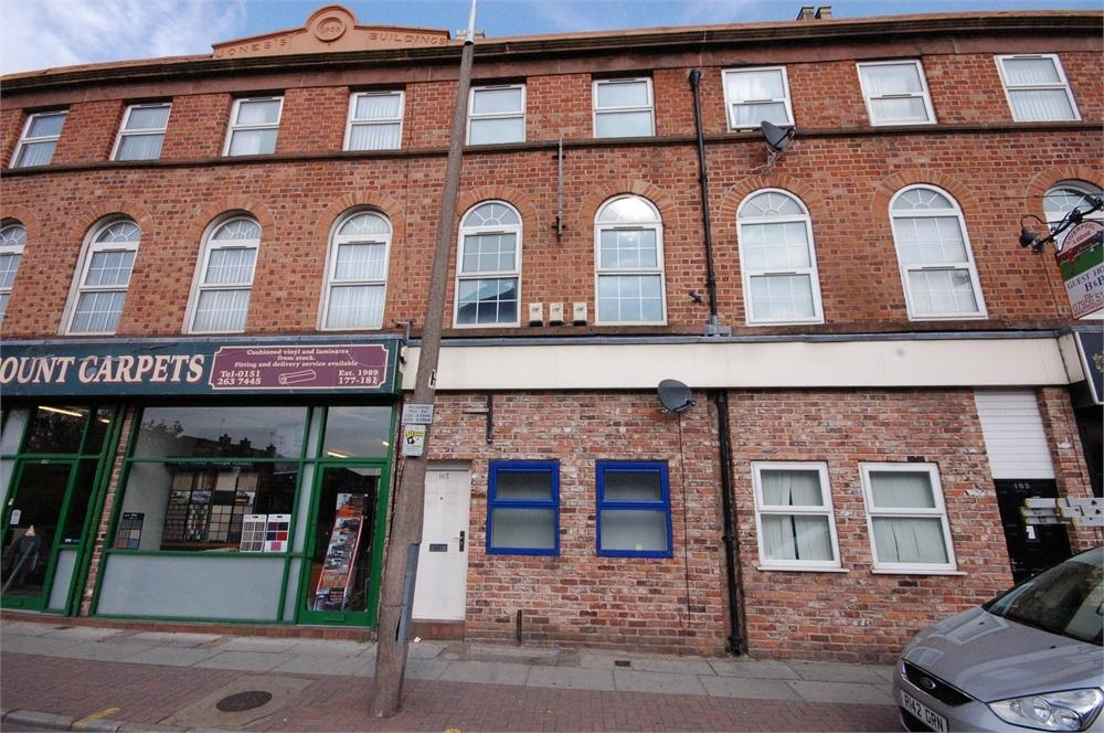 3 Bedrooms Flat for sale in Kensington, Kensington, LIVERPOOL, Merseyside