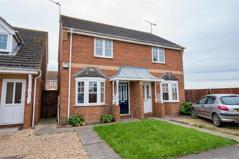 2 Bedrooms Semi Detached House for sale in Smalley Road, Fishtoft, Boston, Lincolnshire