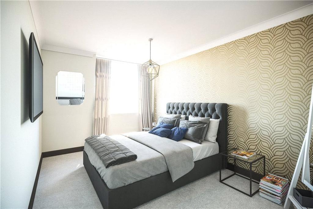1 Bedroom Flat for sale in Burne Jones House, Bennetts Hill, Birmingham, West Midlands, B2
