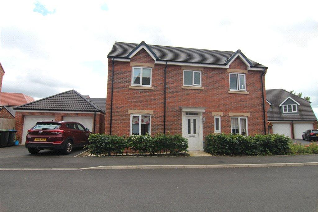 4 Bedrooms Detached House for sale in Harvey Avenue, Framwellgate Moor, DH1