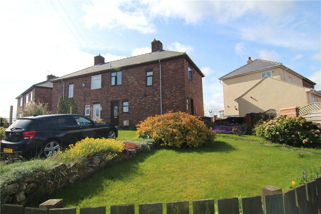 3 Bedrooms Semi Detached House for sale in Luke Avenue, Cassop, DH6