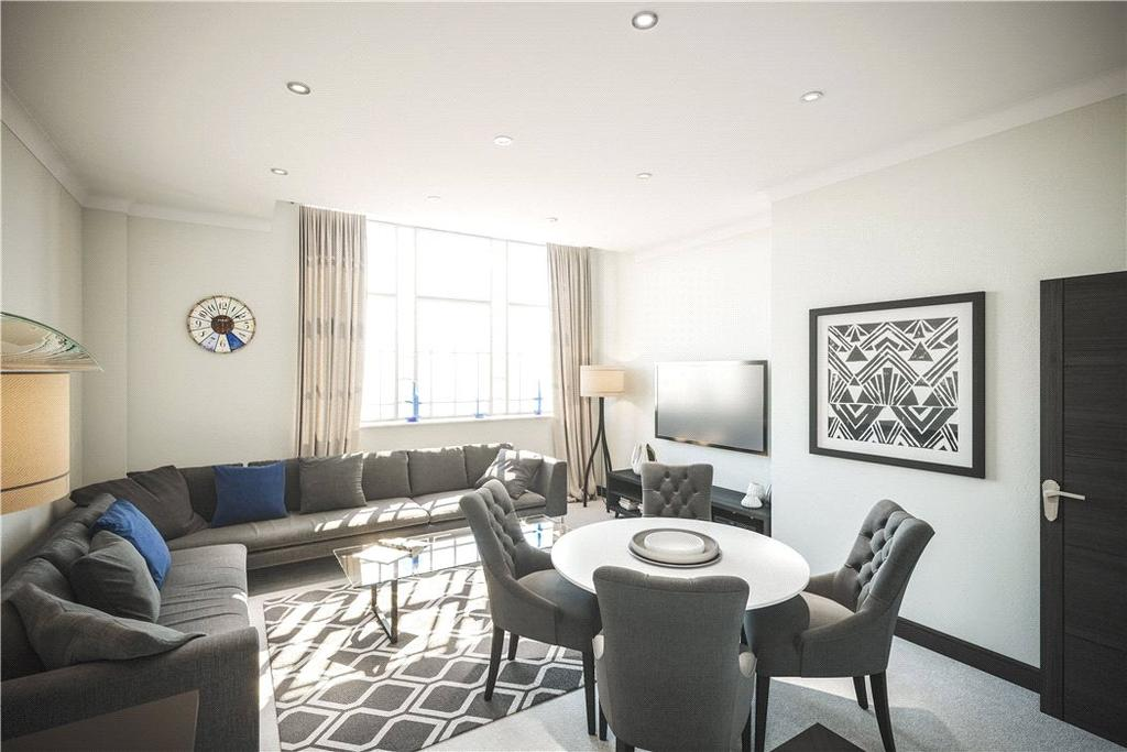 2 Bedrooms Flat for sale in Burne Jones House, Bennetts Hill, Birmingham, West Midlands, B2