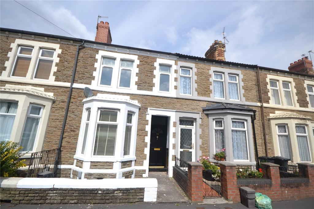 3 Bedrooms Terraced House for sale in Cameron Street, Splott, Cardiff, CF24