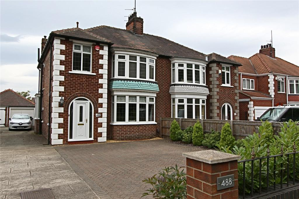 3 Bedrooms Semi Detached House for sale in Acklam Road, Acklam