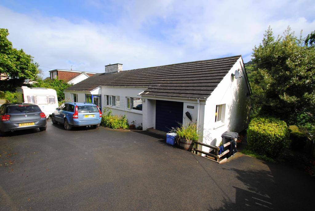 3 Bedrooms Bungalow for sale in Park Lane, Combe Martin
