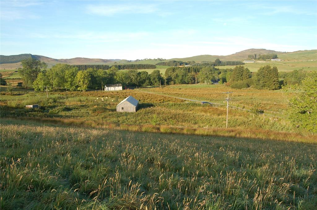 Land Commercial for sale in Building Plots, Blacklunans, Blairgowrie, Perth and Kinross, PH10