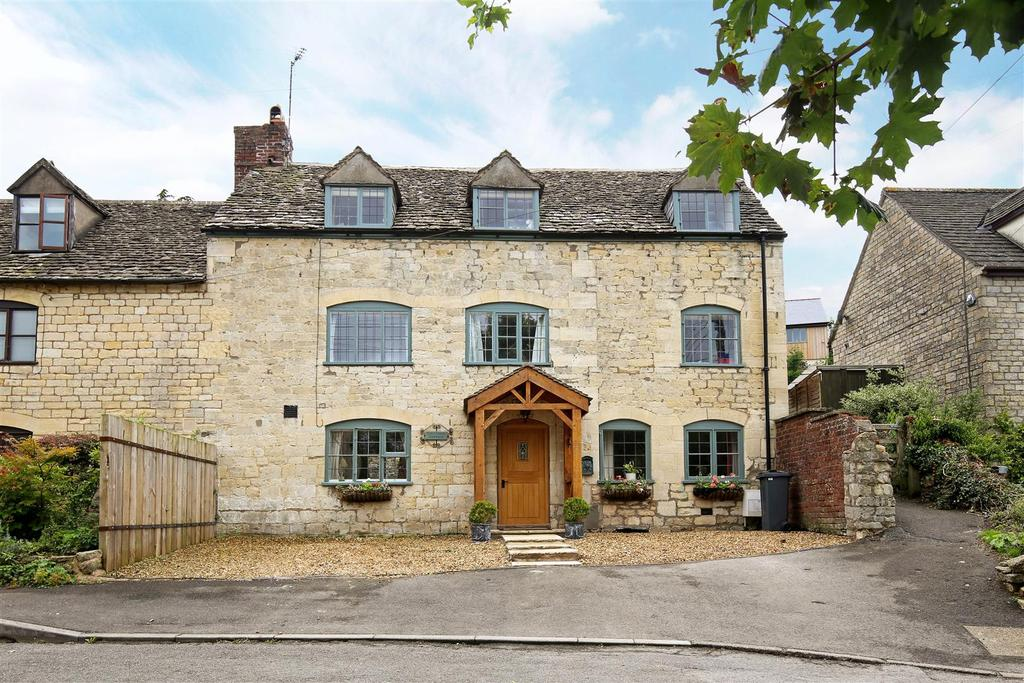 4 Bedrooms Semi Detached House for sale in Butterow West, Stroud
