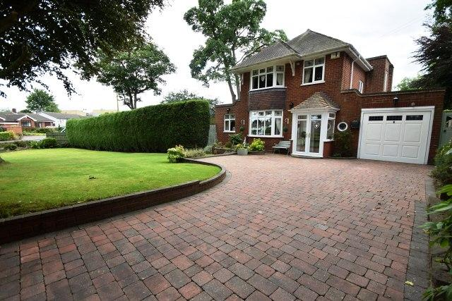 3 Bedrooms Detached House for sale in Stoney Lane,Bloxwich,Walsall