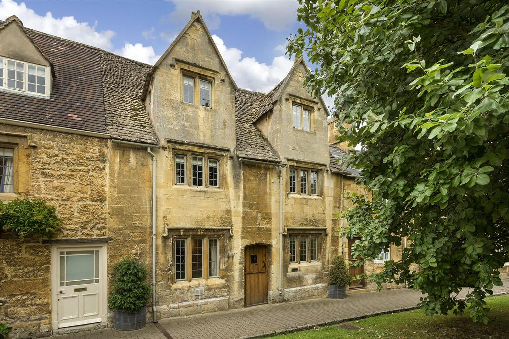 4 Bedrooms Terraced House for sale in Leysbourne, Chipping Campden, Gloucestershire, GL55