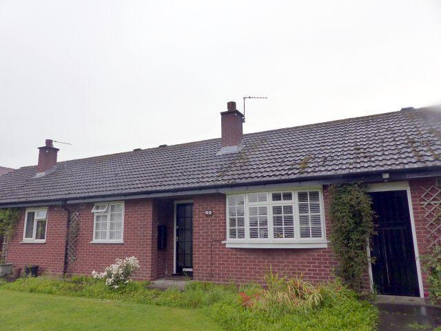 2 Bedrooms Terraced Bungalow for sale in Watling Street,Wall,Lichfield