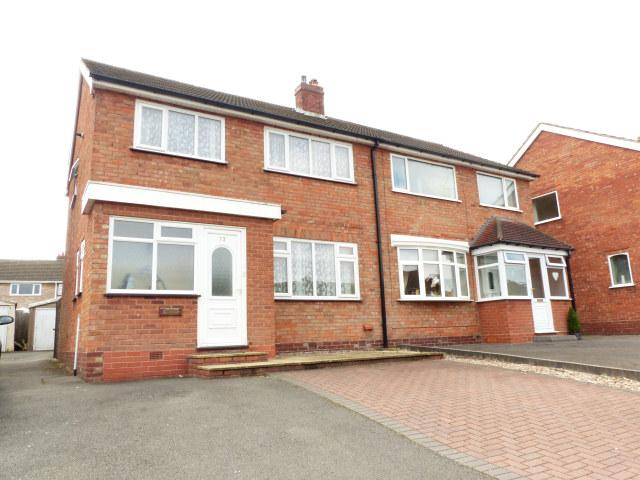 3 Bedrooms Semi Detached House for sale in Laneside Avenue,Streetly,Sutton Coldfield