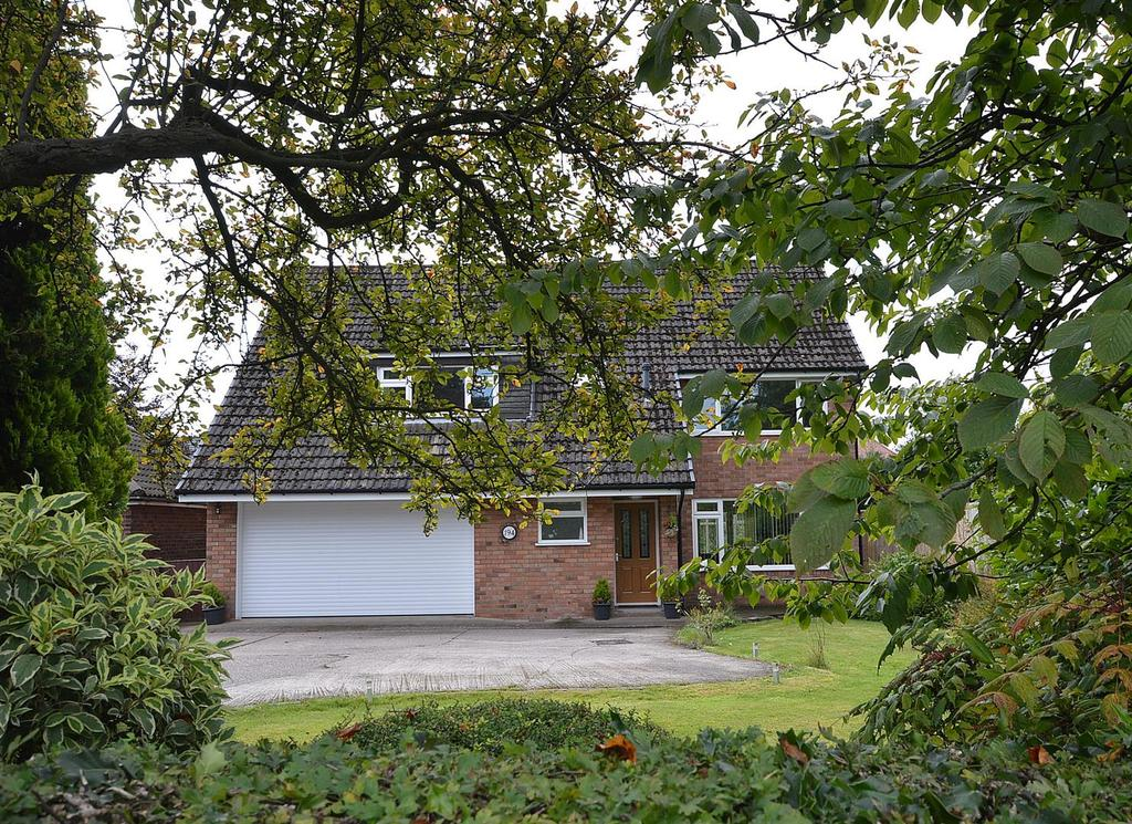 5 Bedrooms Detached House for sale in Middlewich Road, Sandbach