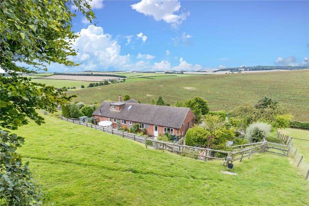 5 Bedrooms Detached House for sale in Winterborne Stickland, Blandford Forum, Dorset