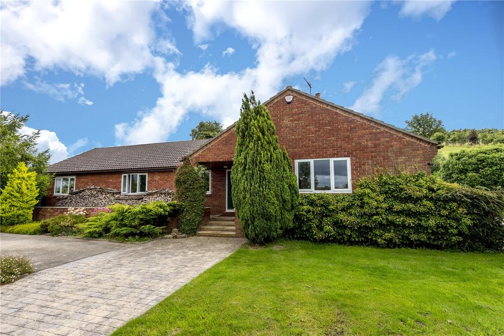 5 Bedrooms Detached Bungalow for sale in Winterborne Stickland, Blandford Forum, Dorset