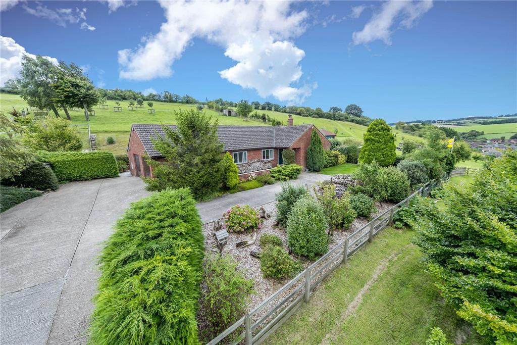 5 Bedrooms Detached House for sale in Winterborne Stickland, Winterborne Stickland, Blandford Forum, Dorset