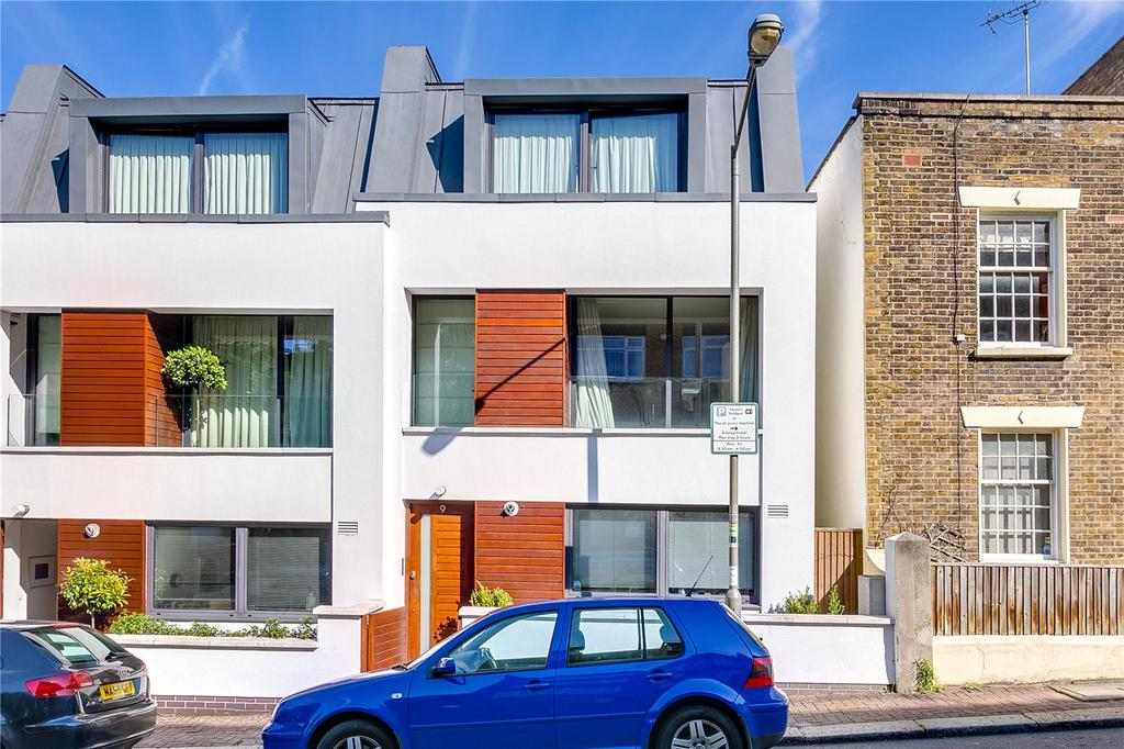 5 Bedrooms House for sale in Tonsley Place, Wandsworth, London