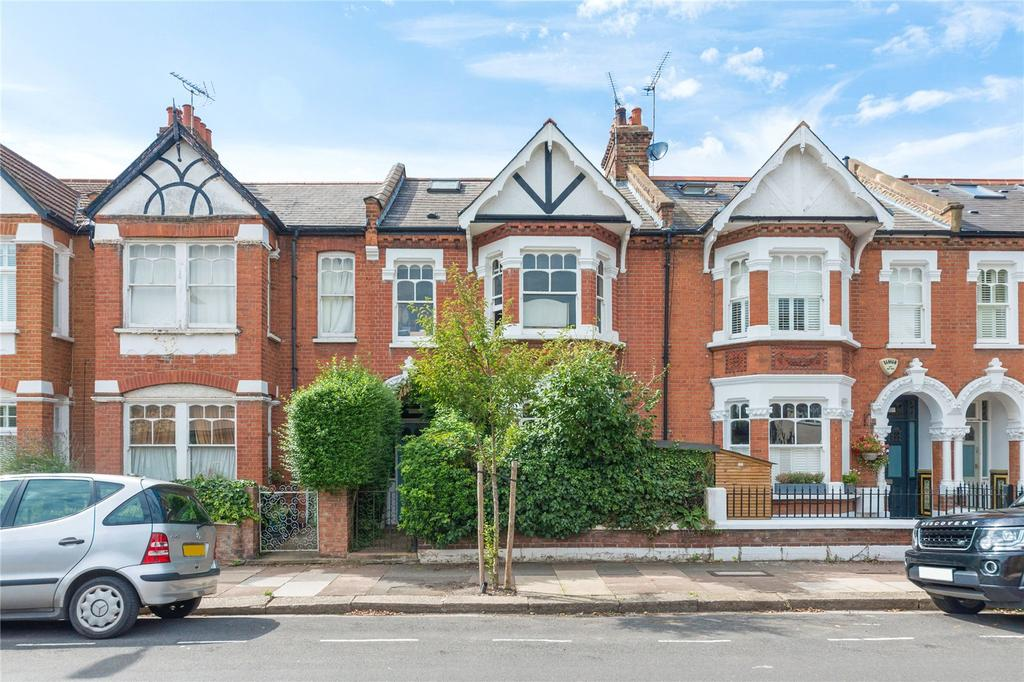 5 Bedrooms Terraced House for sale in Rusthall Avenue, Chiswick, London