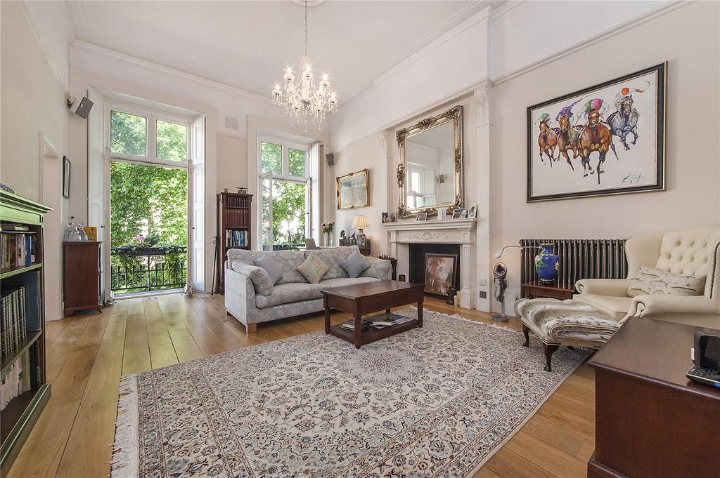 1 Bedroom Flat for sale in Hyde Park Square, The Hyde Park Estate, London