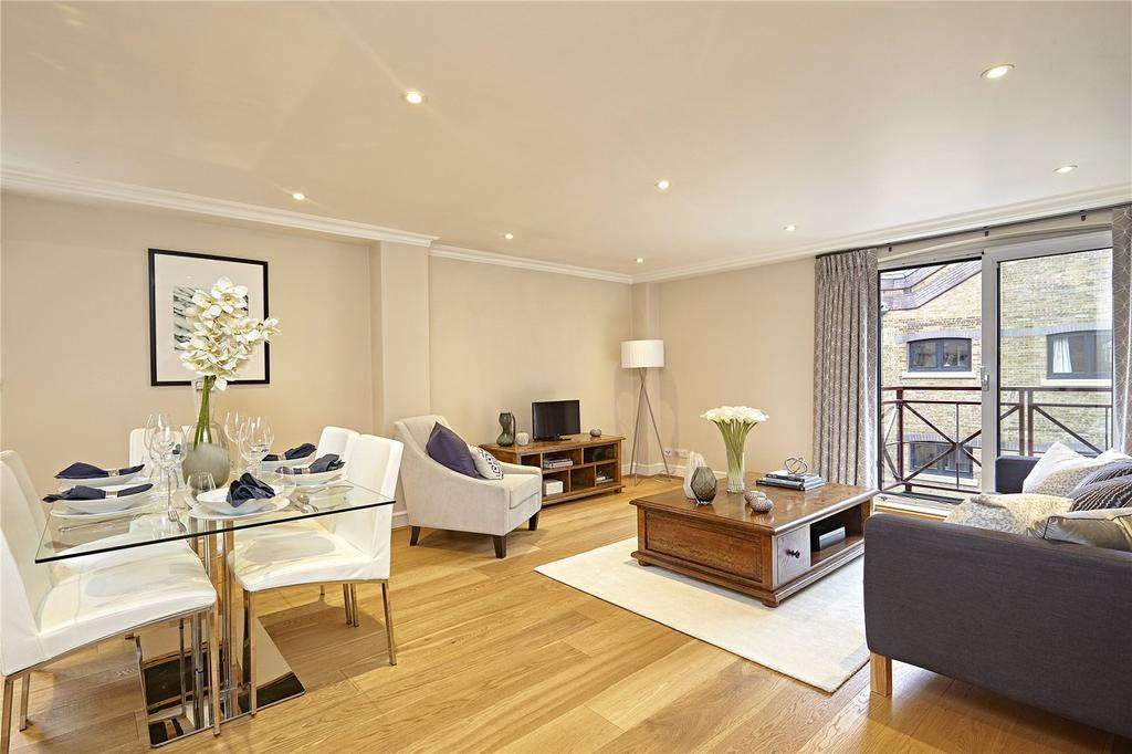 2 Bedrooms Flat for sale in Scotts Sufferance Wharf, 5 Mill Street, London