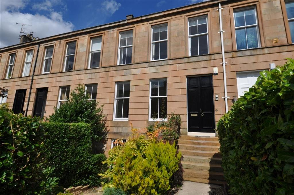 4 Bedrooms Town House for sale in 14 Queen Square, Strathbungo, G41 2AZ