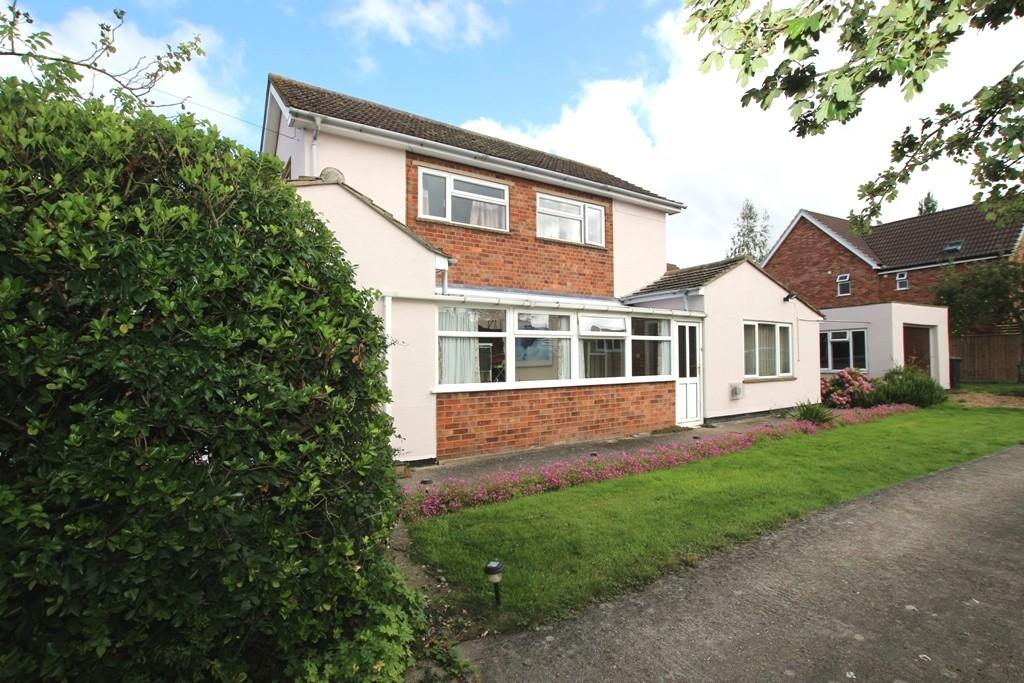 3 Bedrooms Detached House for sale in Mereside, Soham