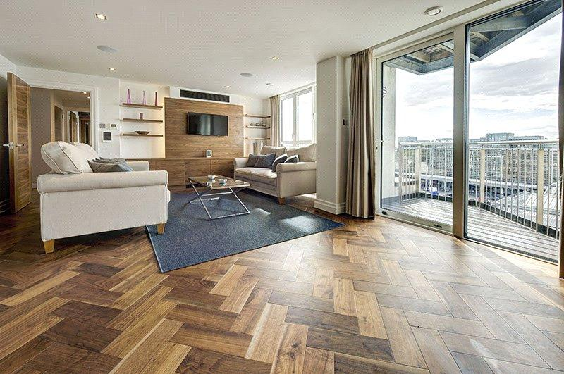 2 Bedrooms Flat for sale in Bridge Place, Victoria, London, SW1V