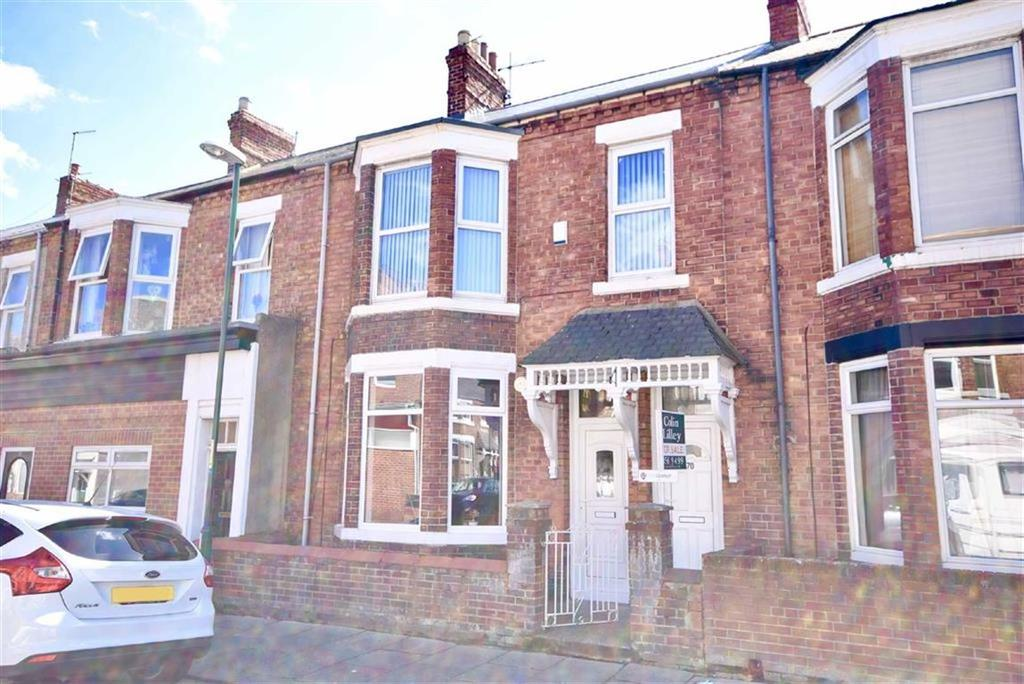 3 Bedrooms Flat for sale in St Vincent Street, South Shields, South Shields
