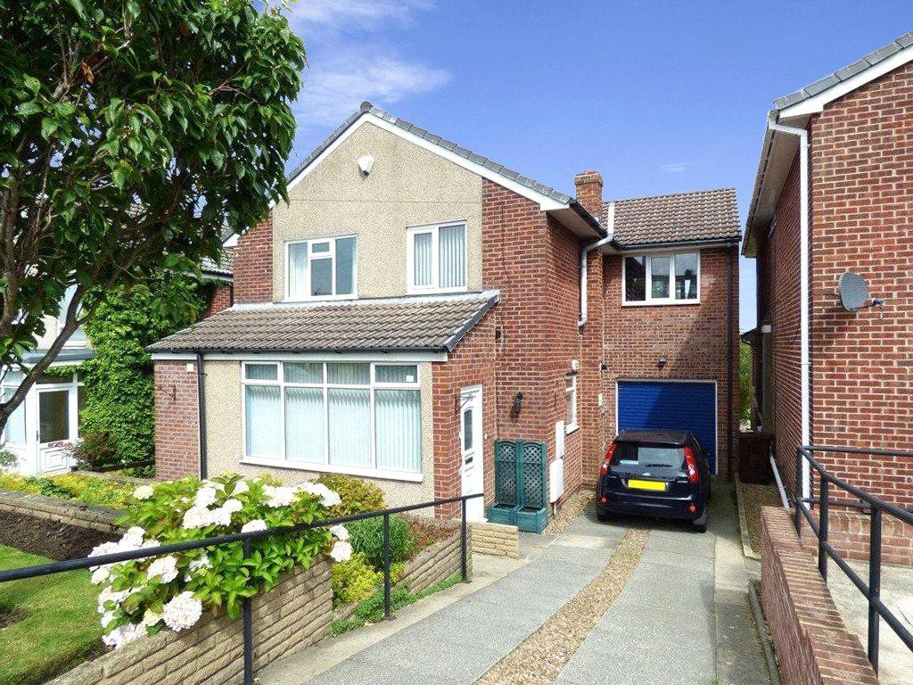 4 Bedrooms Detached House for sale in Dalecroft Rise, Allerton, Bradford, West Yorkshire