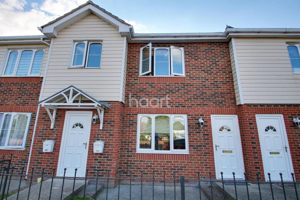 2 Bedrooms Flat for sale in Church Terrace, Canvey Island
