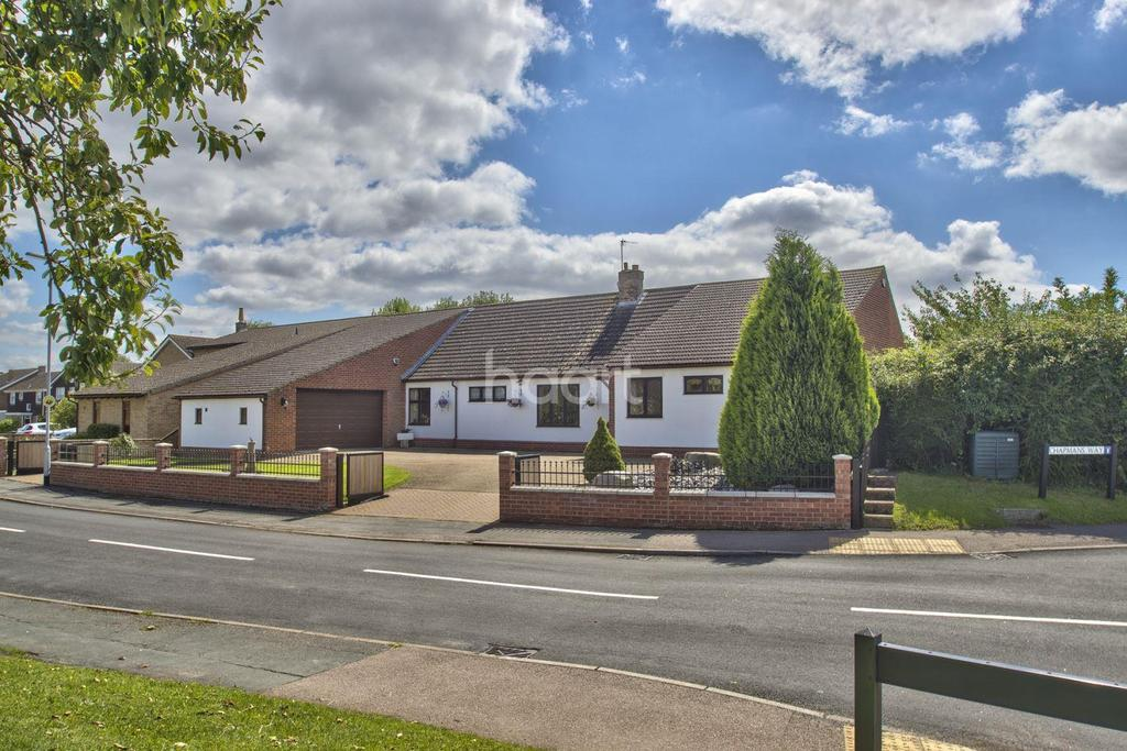 6 Bedrooms Detached House for sale in Long Furlong, Over