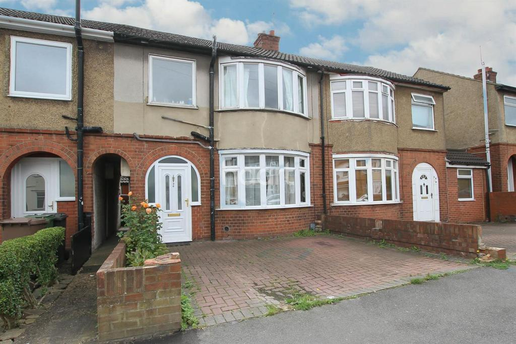 4 Bedrooms Terraced House for sale in Blundell Road, Luton, LU3