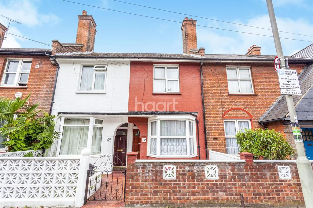 2 Bedrooms Terraced House for sale in Derinton Road, Tooting, SW17