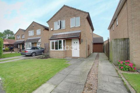 3 bedroom detached house for sale - Beaumont Lodge Road, Anstey Heights, Leicester