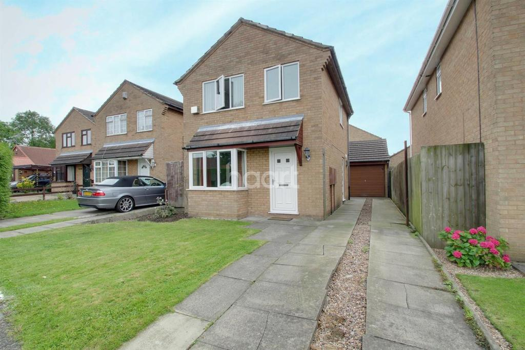 3 Bedrooms Detached House for sale in Beaumont Lodge Road, Anstey Heights, Leicester