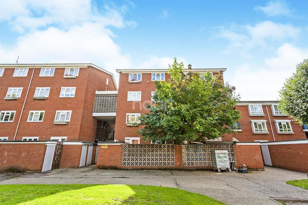 2 Bedrooms Flat for sale in Smallwood Road, Tooting, SW17