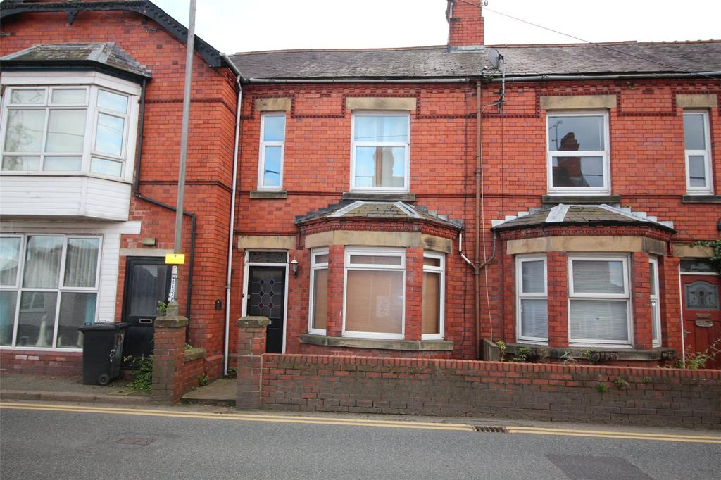 3 Bedrooms Terraced House for sale in Holyhead Road, Froncysyllte, Llangollen., LL20