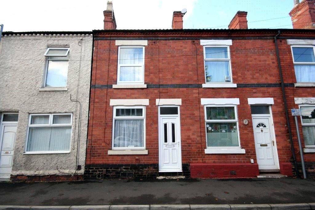 2 Bedrooms Terraced House for sale in Imperial Road, Beeston, Nottingham, NG9