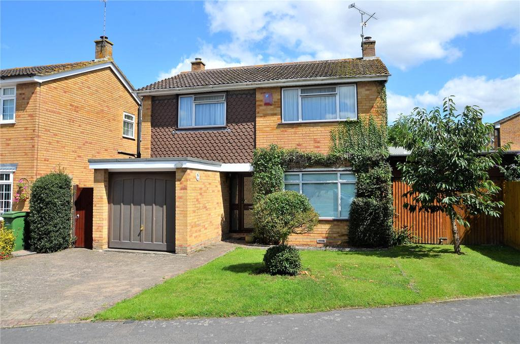 3 Bedrooms Detached House for sale in Meadow Way, Theale, Reading, Berkshire, RG7