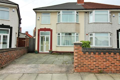 3 bedroom semi-detached house for sale - Wensley Road, Orrell Park, Liverpool, L9