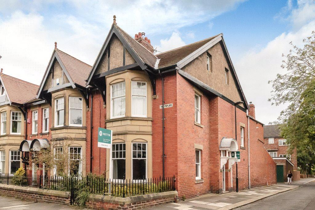 5 Bedrooms Terraced House for sale in The Poplars, Gosforth, Newcastle Upon Tyne, Tyne And Wear