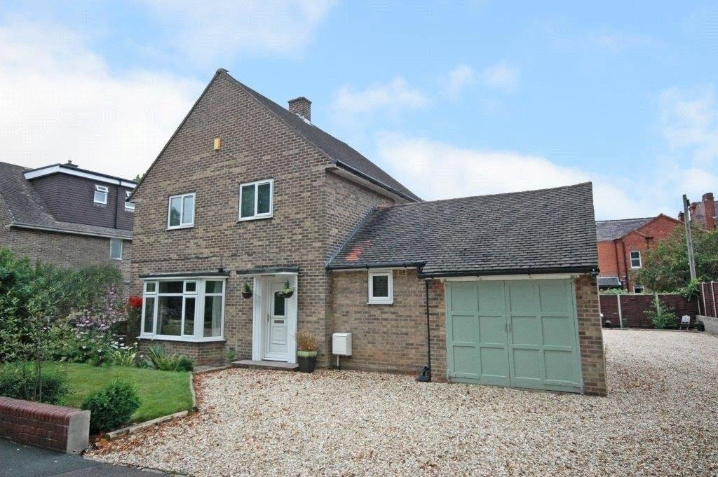 4 Bedrooms Detached House for sale in Kensington Road, Wakefield, West Yorkshire