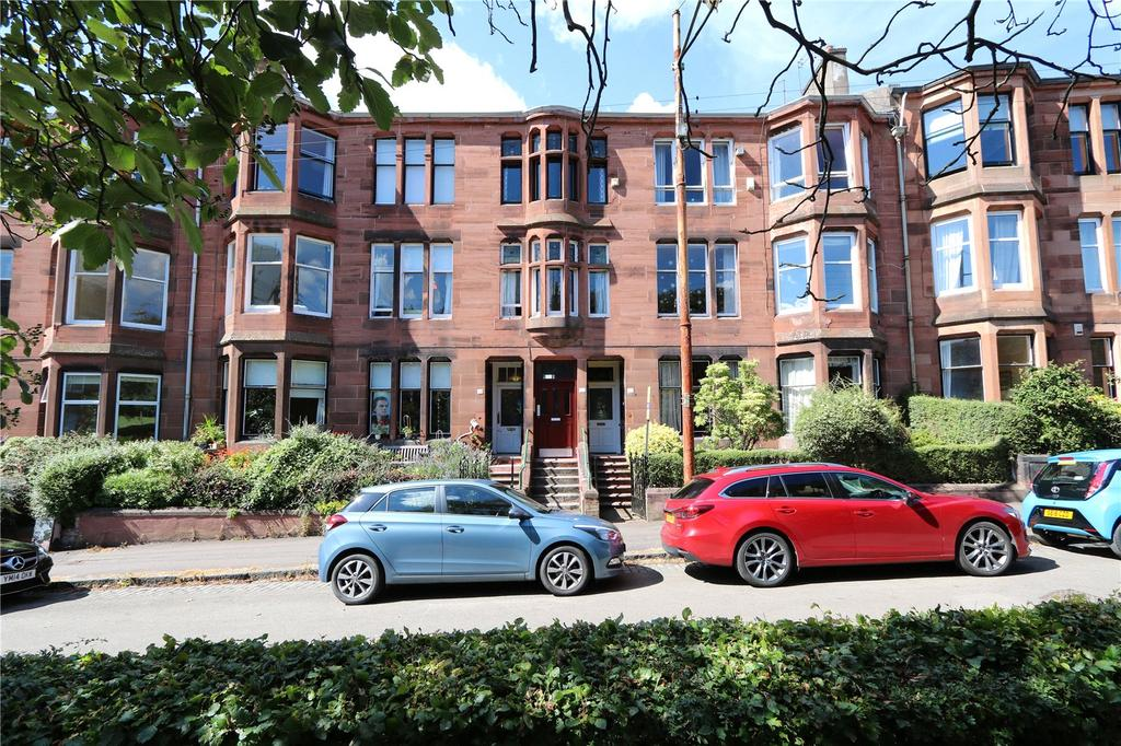 3 Bedrooms Apartment Flat for sale in 1/2, Marlborough Avenue, Broomhill, Glasgow
