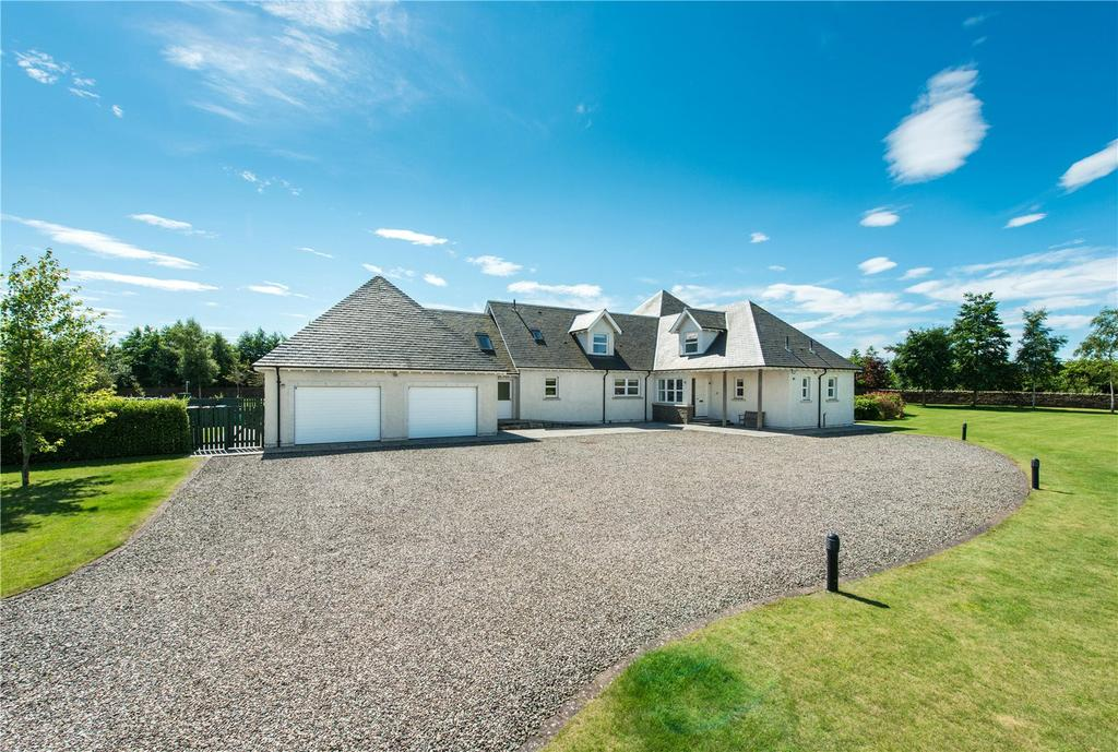 4 Bedrooms Detached House for sale in Osprey Lodge, West View, Clathymore, Perth, Perthshire