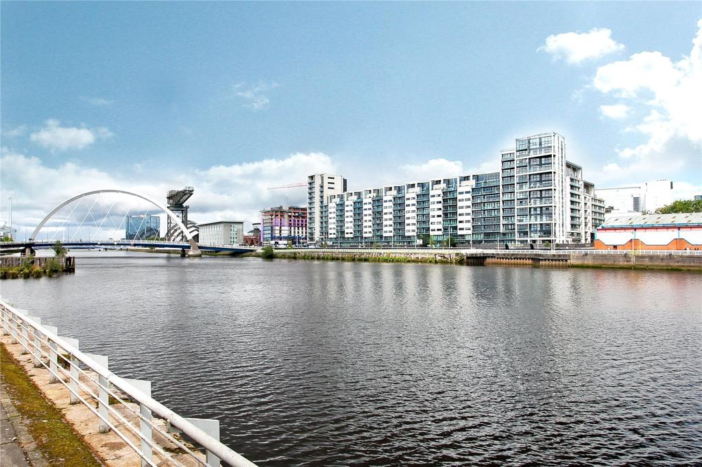 3 Bedrooms Penthouse Flat for sale in 8/1, Lancefield Quay, Finnieston, Glasgow